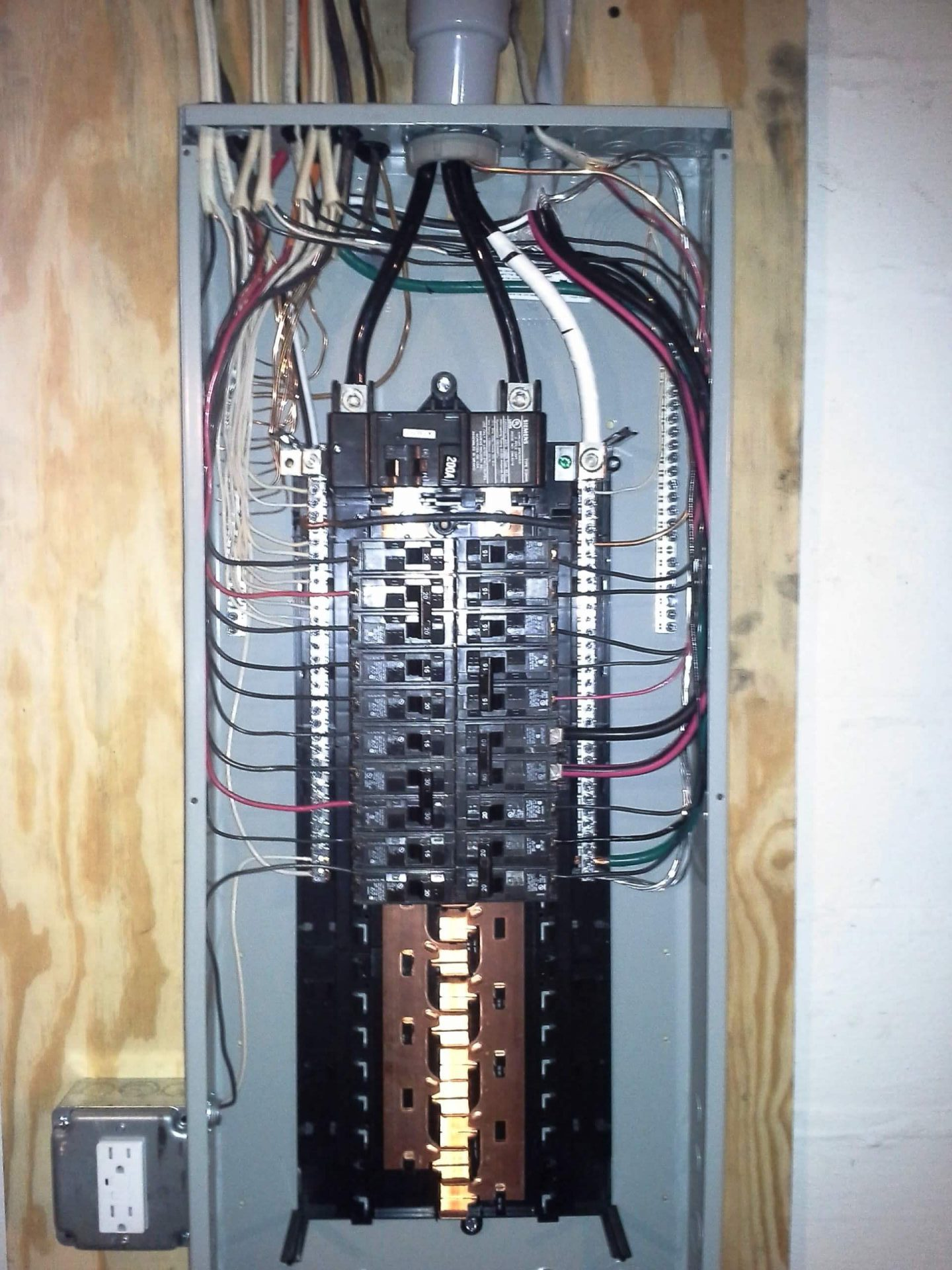 Blog New Construction Electric Wiring Harry Electrician Panel Replacement And Repairs Eden Prairie