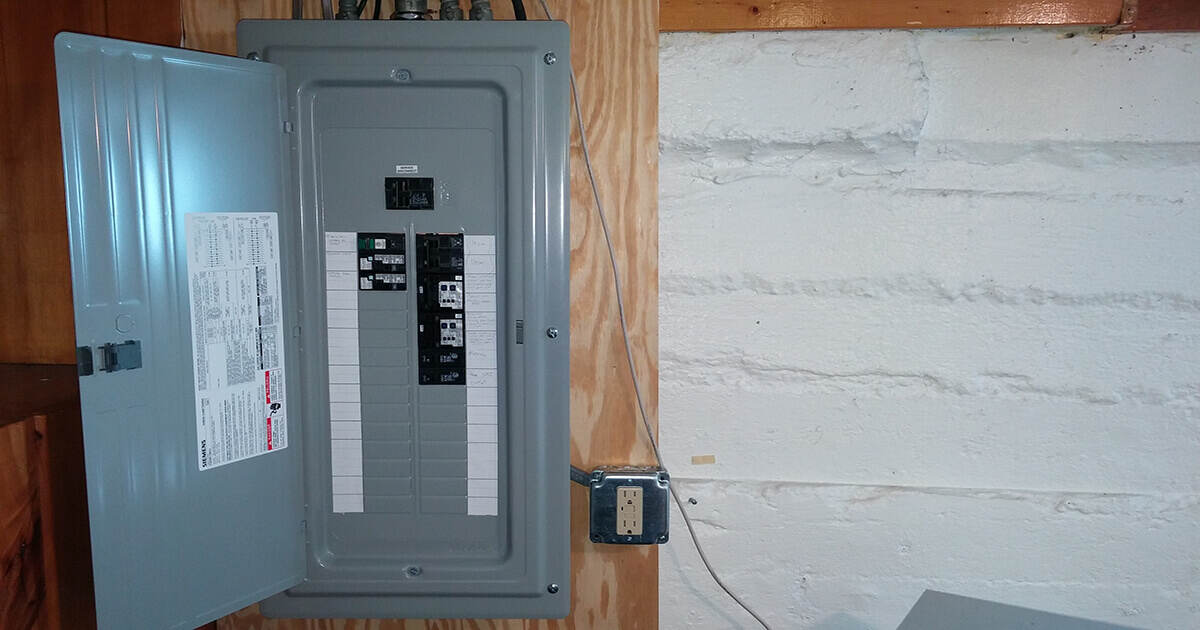 Fuse Box Or Circuit Breaker Panel : Cost to replace home fuse box wiring diagram images