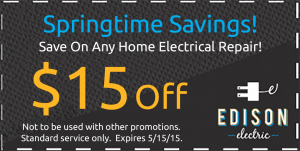 Electrician Coupon Minneapolis