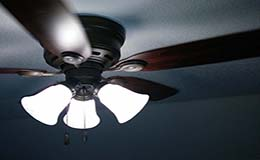 Ceiling Fan Installation in Roseville Electricians
