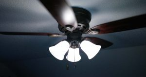 Ceiling Fan Installation in Roseville, MN