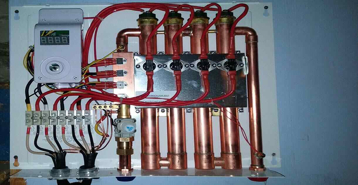 Electrical Power Hook Up For Electric Water Heaters