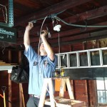 Minnepolis Garage Wiring Repairs