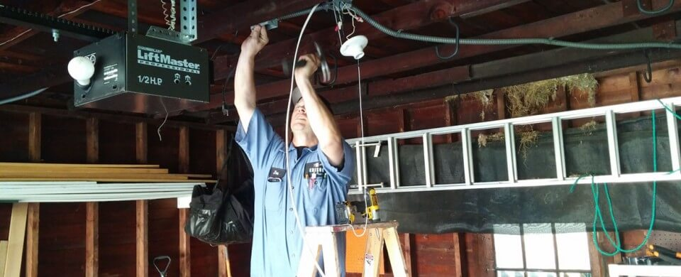 Minnepolis Garage Wiring Repairs
